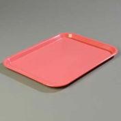 "Carlisle CT141856 - Cafe® Standard Tray 14"" x 18"", Mauve - Pkg Qty 12"