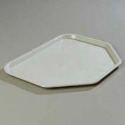 "Carlisle CT1713TR23 - Cafe® Trapezoid Tray 18"", 14"", 13/16"", Grey - Pkg Qty 12"