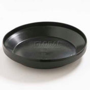 """Dinex DX108703 - Pellet Underliner For Insulated Domes, 9-1/2""""Dia. x 1-7/8""""H, 12/Cs, Onyx"""