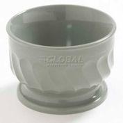 Dinex DX320008 - Turnbury® Insulated Pedestal Based Bowl, 5 Oz. 48/Cs, Hunter Green