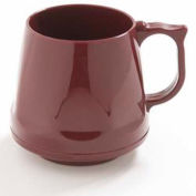 Dinex DX400061 - The Heritage Collection® Stackable Mug, insulated, 8 Oz., 48/Cs, Cranberry