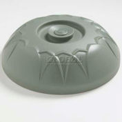"Dinex DX540084 - Fenwick Insulated Dome, 10"" D, 12/Cs, Sage"