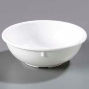 "Carlisle KL10802 - Kingline™ Nappie Bowl 14 Oz., 5-1/2"", White - Pkg Qty 48"