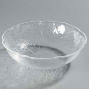"Carlisle LB1607 - Leaf Bowl, 8 Qt., 15-3/8"", Clear - Pkg Qty 4"