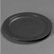 "Carlisle PCD20650 - Narrow Rim Plate 6-1/2"", Dark Blue - Pkg Qty 48"