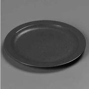 "Carlisle PCD20650 - Narrow Rim Plate 6-1/2"", Dark Blue - Pkg Qty 48"