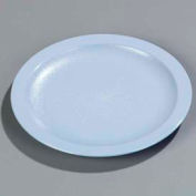 "Carlisle PCD21059 - Narrow Rim Plate 10"", Slate Blue - Pkg Qty 48"