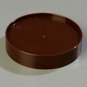 Carlisle PS30401 - Stor N' Pour® Caps, Brown - Pkg Qty 12