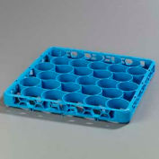 Carlisle REW30S14 - Opticlean™ Newave™ 30-Compartment Glass Rack Extender, Carlisle Blue - Pkg Qty 6