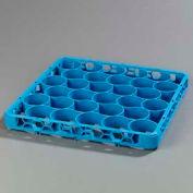 Carlisle REW30S14 - Opticlean™ Newave™ 30-Compartment Glass Rack Extender, Carlisle Blue - Pkg Qty 6