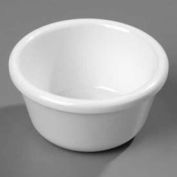 Carlisle S28058 - Smooth Ramekin 3 Oz., Roma Red - Pkg Qty 48