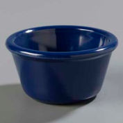 Carlisle S28560 - Smooth Ramekin 4 Oz., Cobalt Blue - Pkg Qty 48