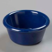 Carlisle S28660 - Smooth Ramekin 6 Oz., Cobalt Blue - Pkg Qty 48
