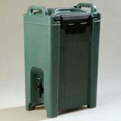 Carlisle XT500059 - Cateraid Beverage Server, 5 Gallon, Insulated, Wide Sure-Latch Slate Blue
