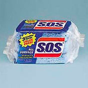 S.O.S® All-Surface Scrubbing Sponge - 24 Ct. - COX91028CT