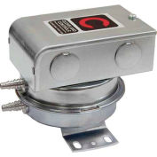 "Cleveland Controls Switch RFS-4001-100 Air Pressure Sensing Field Adjustable 0.15"" to 5.0"" WC"