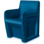 Cortech USA - 106484SBS - Sentinel Chair - Slate Blue with Door
