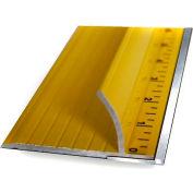"SpeedPress® 28"" Ultimate Steel Safety Ruler"