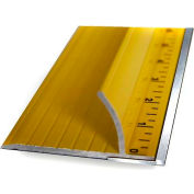 "SpeedPress® 52"" Ultimate Steel Safety Ruler"