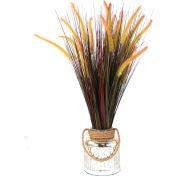 Creative Displays Dune Grass In Mercury Vase