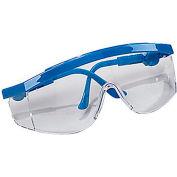 Crews Tomahawk Wraparound Glasses - Clear Lens