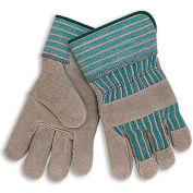 Split Leather Fitters Gloves - Premium - Mens - Pkg Qty 12