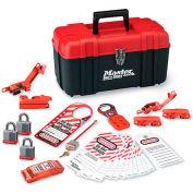 Master Lock Lockout Kit - 24-Piece Kit