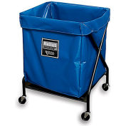 X-Frame Carts - 8-Bushel Capacity Blue