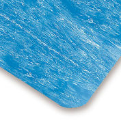 Crown Workers-Delight Supreme Anti-Fatigue Mats - 2x3' Blue