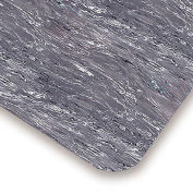 Crown Workers-Delight Supreme Anti-Fatigue Mats - 3x5' Gray
