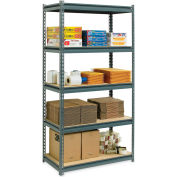 Edsal Ultra Rack Boltless Shelving - 48x24x72""