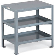 "Relius Solutions 2000-Lb. Capacity Machine Stand - 36X24X32"" - 3 Shelves"