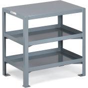 "Relius Solutions 2000-Lb. Capacity Machine Stand - 36X24X32"" - 3 Shelves"