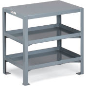 "Relius Solutions 2000-Lb. Capacity Machine Stand - 36X24X36"" - 3 Shelves"