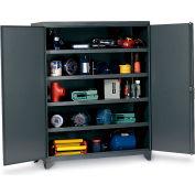 "Edsal Ultra-Capacity Vault Cabinet - 36X24X78"""