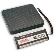 "Do Gain High-Capacity Digital Weighing Scales - 500-Lb./226-Kilogram Capacity - 15x15"" Platform"