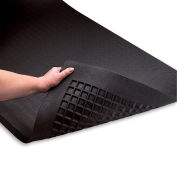 "Relius Solutions Waffle-Base Anti-Fatigue Mat - 24X72"" - 3/4"" Thick"