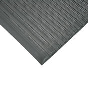 "Relius Solutions Anti-Fatigue Vinyl Mat - 3X5' - 5/8"" Thick - Gray"