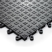 "Wearwell Ergodeck Modular Mat Tiles/Ergonomic Flooring  - 18X18"" - Case Of 10 - Solid/Anti-Fatigue"