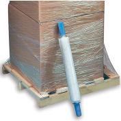 "Goodwrappers® Extended-Core Stretch Wrap - 20"" x 1000' - 80 Gauge, Blown- Purple Tint - Pkg Qty 4"