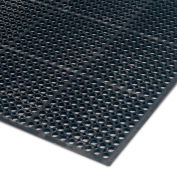 "Wearwell Drainage Mat - 36X240"" - Beveled On 4 Sides"