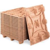 "Litco Nestable Presswood Pallets - Standard - 48""Lx40""Wx5.6""H - 25000-Lb. Capacity On Floor - Pkg Qty 5"