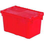 Orbis Solid Color Flipak Tote FP151  - 22-3/10 x 13 x 12-4/5 - Red - Pkg Qty 6