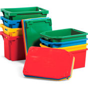 Schaefer Nesting Totes - Fits Container 44503 Green