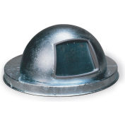 Continental Galvanized Garbage Can Top