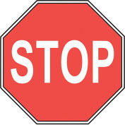 Tapco Traffic Sign - Engineer Grade - Stop