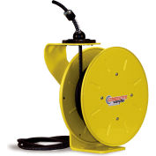 Powereel 125-Volt Cord Reels - Cable Length 50' - 16/3 Sjo Cable
