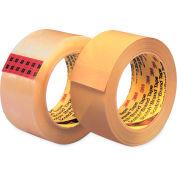 "3M Scotch Brand Tape No. 375 - 3"" X 55 Yards - 3.1 Mil - Superior Performance Grade Tan - Pkg Qty 24"