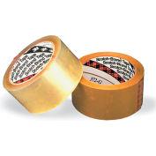 "3M Scotch Brand Tape No. 372 - 2"" X 55 Yards - 2.2 Mil - High Performance Grade Cleaar - Pkg Qty 36"
