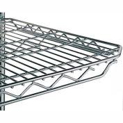 "Metro Qwikslot Extra Shelf For Wire Shelf Trucks, Fits Truck 4728500, 48""Wx18""D"